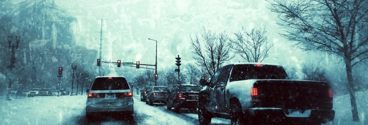 Driving in the New York Winter